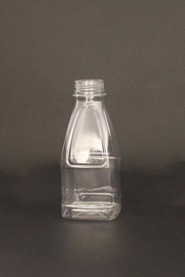 Picture of Square bottles 500 ml